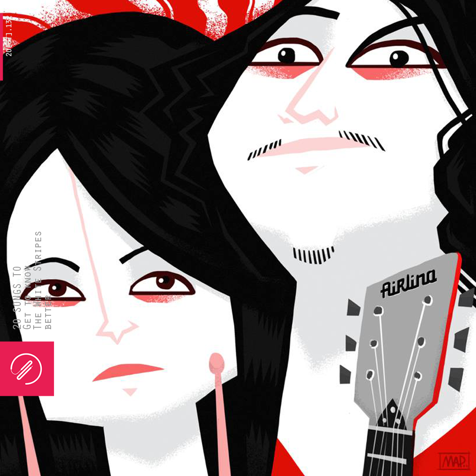 20_Songs_to_Get_to_know_The_White_Stripes_better_design_by_Martin_Prenassi_Guapo_big